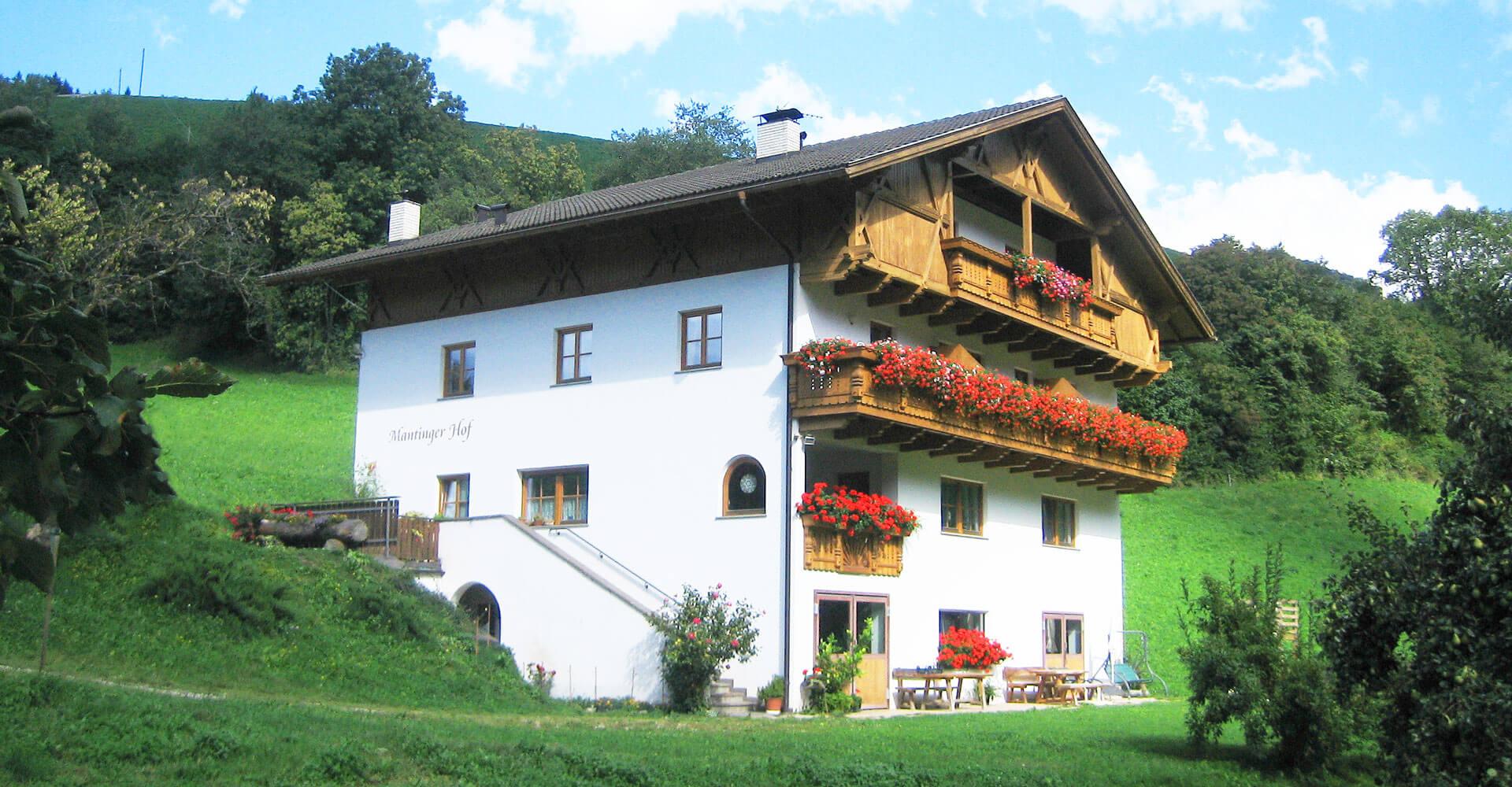 Urlaub auf dem Bauernhof in Funes / Südtirol