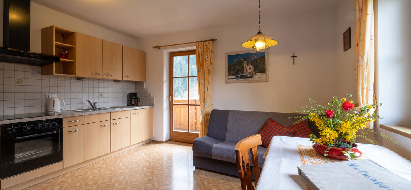 Ferienwohnungen am Mantingerhof in Villnöss