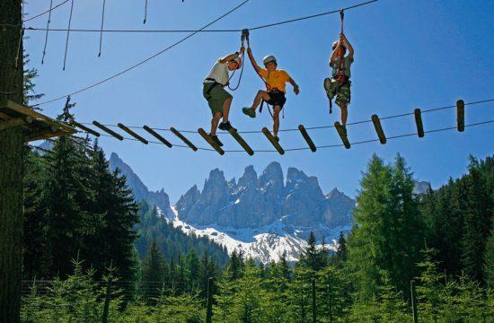 Kinderferien Villnöss Südtirol