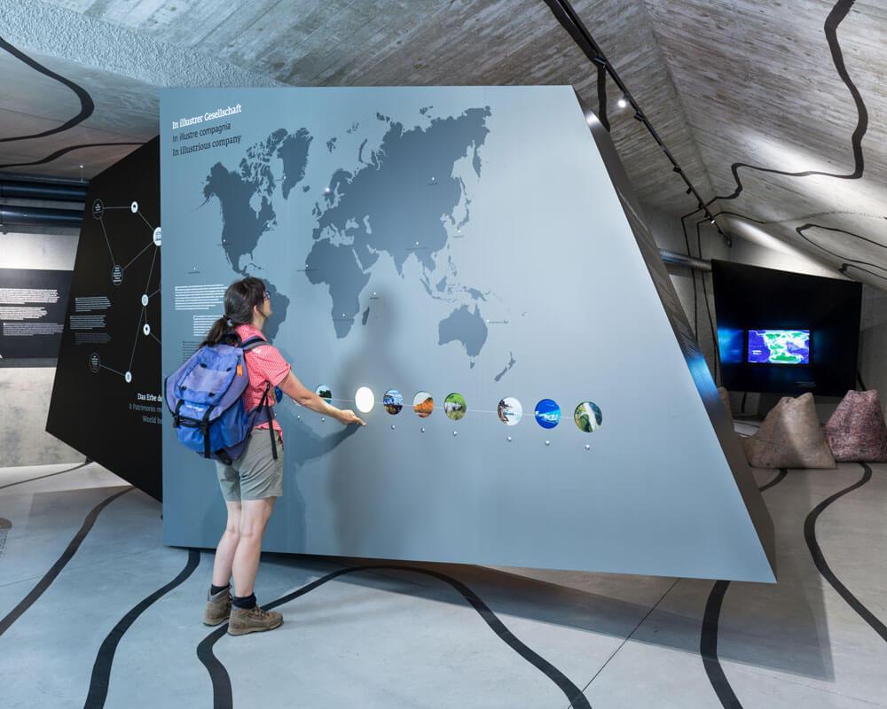 Das Naturparkhaus Villnöss: Unsere Bergwelt unter einem Dach