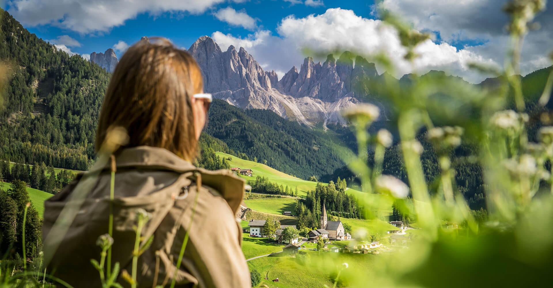 Urlaub auf dem Bauernhof in Villnöss / Südtirol