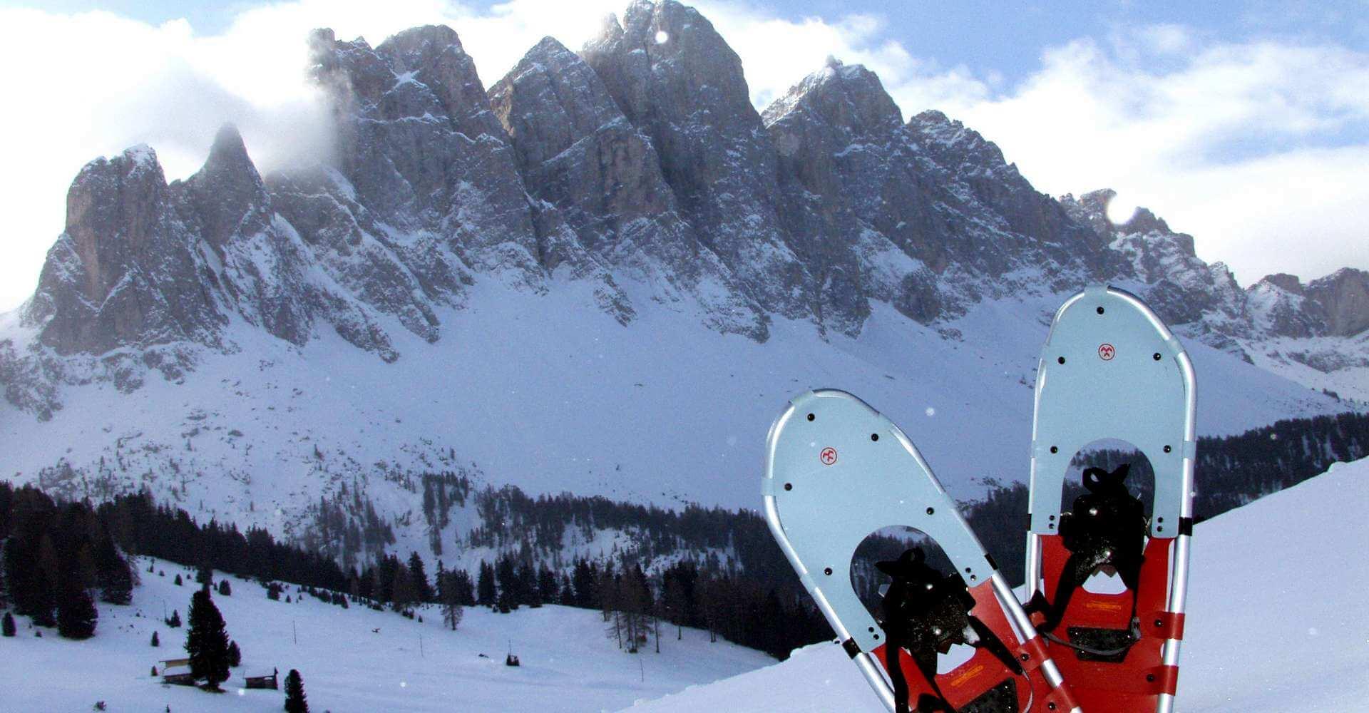 Winterurlaub Villnöss - Südtirol